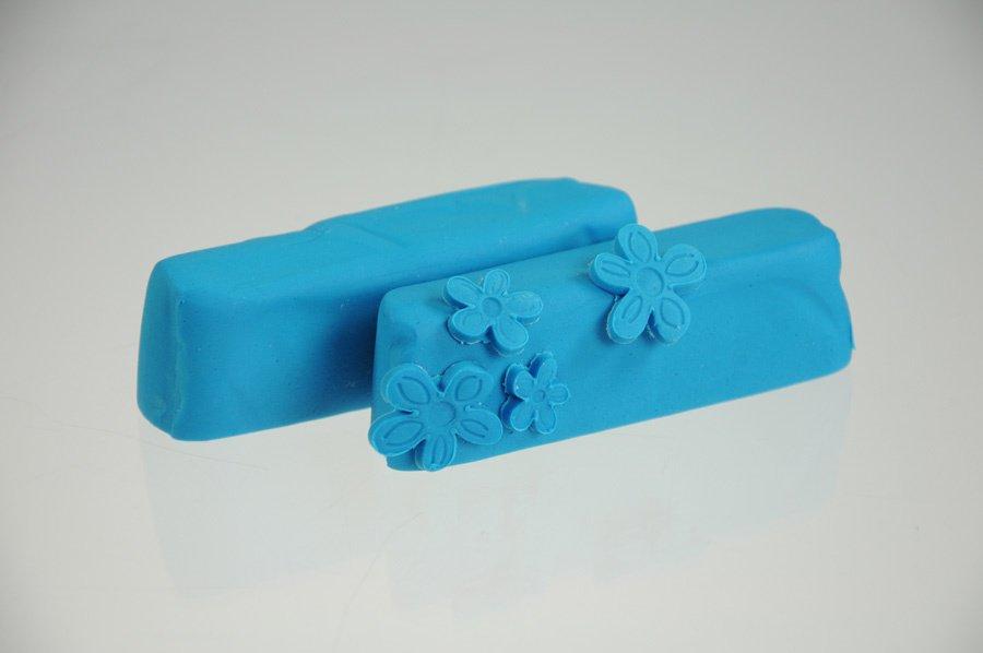 dekormasse blau 250 g zum dekorieren und modellieren. Black Bedroom Furniture Sets. Home Design Ideas