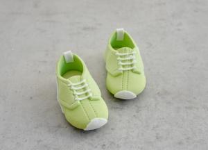Fußball-Schuhe aus Marzipan, grün, 1 Paar