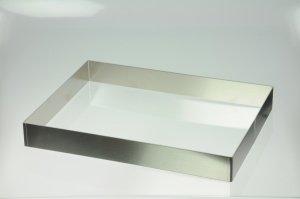 Rahmen für Backblech 30 x 40 cm, 8 cm hoch