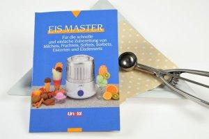 Eismaster Rezeptbuch für Eismaschinen  von Unold