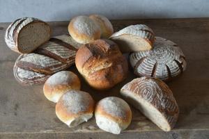 Geschenk-Paket: Brot-Variationen