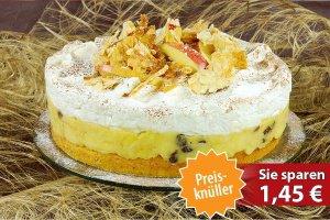 Backset: Zimtapfel - Torte