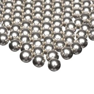 Schokokugeln Silver Explosion, silber, 90 g