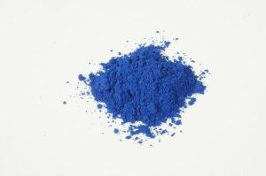 Lebensmittelfarbe Pulver - blau - fettlöslich, 5-g-Dose