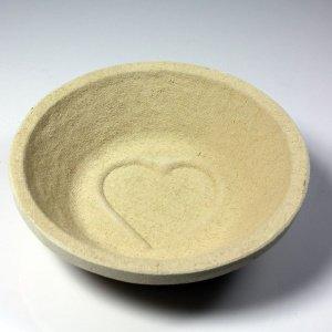 Gärkorb rund aus Holzschliff für Brote bis 1000 g / Ø 22 cm