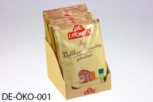 Lecker's Bio Vollkorn Sauerteig getrocknet, 10 x 30 g
