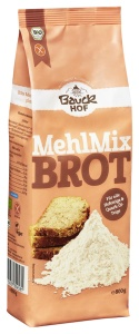 Glutenfreie Mehlmischung Brot und Brötchen, 800 g