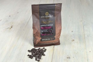 Callebaut Single Origine Sao Thomé dunkel 70 %,1 kg