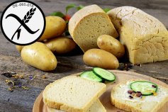 Glutenfreies Kartoffelbrot 1 kg