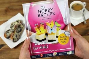 Hobbybäcker-Katalog Frühjahr/Sommer 2018