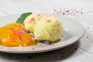 Eispulver Pfirsich 50 g