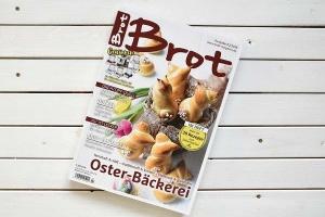 """Brot  Ausgabe """"Oster-Bäckerei""""  02/2018"""