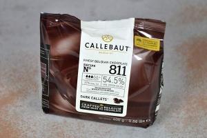 Callebaut 811 Dunkle Schokolade 400 g