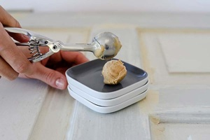 Portionierer für Trüffel und Mini-Eiskugeln, Ø 3,5 cm