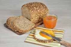 Chia-Dinkel-Vollkornbrot 1 kg  - Brot des Jahres 2015/2016