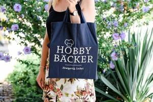 Hobbybäcker-Baumwolltragetasche