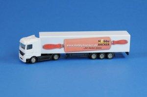 Hobbybäcker-LKW-Truck (Maßstab 1:87)