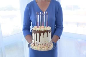 Ausgewählte Zutaten für Hobby-Birthday-Torte
