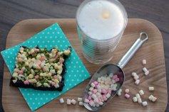 Marshmallows mini, bunt 7 mm, 50 g