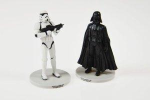 STAR WARS-Figuren für Thementorten   -   ausverkauft