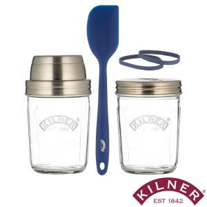 Starter-Kit: Sauerteig Gläser von Kilner ®