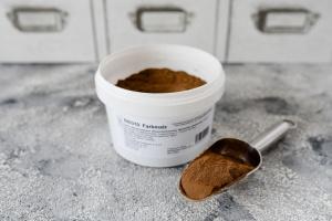 Farbmalz 300 g Dose / dunkel geröstetes Gerstenmalz
