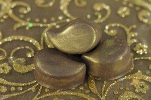Kristallpulver-Goldglimmer, 2 g, Lebensmittelfarbe