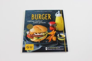 Burger - Lieblings-Fastfood selbst gemacht / Dölle/Schocke