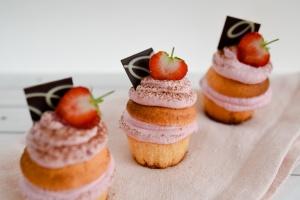 Fluffige Muffins 500g