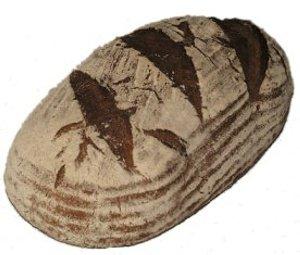 Weizen-Brotmehl ganz dunkel Type 1600 3 kg