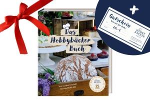 Geschenkset: Hobbybäcker Jubiläumsbackbuch