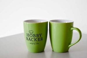 Hobbybäcker- Tasse