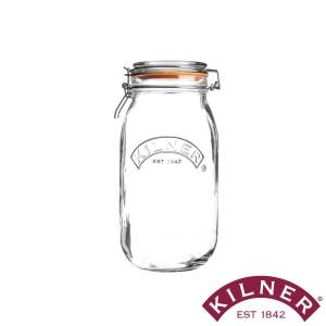 Einmachglas mit Bügelverschluss, rund, 1,5 l, 13,5x11x23 cm