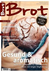 """Brot  Ausgabe """"Gesund & aromatisch"""" 03/2019"""