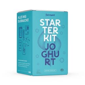 Starter Kit: Joghurt-Set Natur