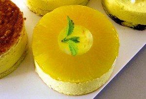 Ananas-Sahnestand 150 g