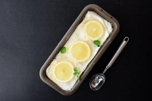 Eispulver Zitrone 50 g