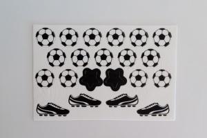 Kuchen Tattoo Fußball