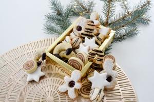 Backset Weihnachten: Plätzchenliebe