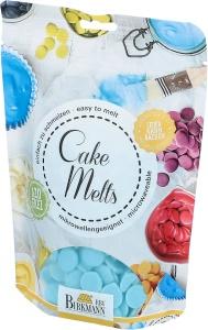 Fettglasur, CakeMelts, hellblau, 250 g