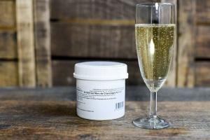 Gel Marc de Champagne 50 % Vol., 200 g