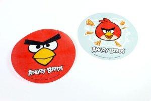Angry Birds Oblaten-Aufleger, Ø 20 cm