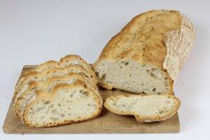 Pane Toscana meno Sale, salzreduziert  1 kg