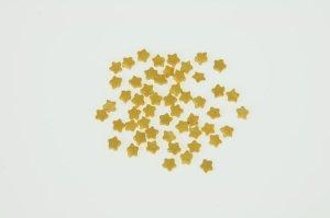 Sternchen klein 4 mm, goldfarben, 100-g-Dose