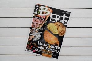 """Brot Sonderausgabe """"Brot zum Grillen"""""""
