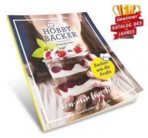 Hobbybäcker-Katalog Nr. 19 - für Mitbesteller oder FREUNDE