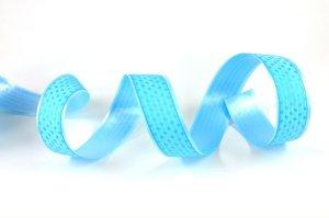 Tortenband hellblau, lebensmittelecht, Breite 4,5 cm