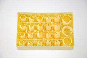 Spritztüllen-Satz 20 Stück (3 - 12 mm) aus Kunststoff