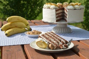 Bananen-Sahnestand 150 g