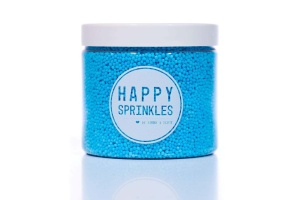 Zuckerperlen, hellblau, 1,5 mm, 90 g